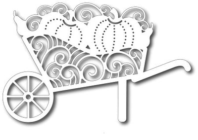 Tutti Designs - Dies - Autumn Wheelbarrow