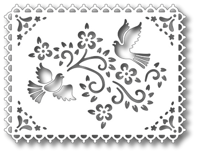 Tutti Designs - Dies - Bird Tapestry