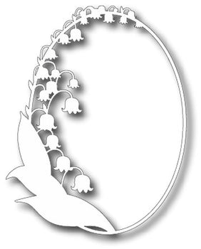 Tutti Designs - Dies - Lily Of The Valley Frame