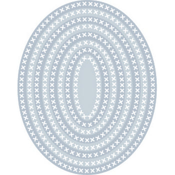 Tutti Designs - Cross Stitch Nesting Ovals