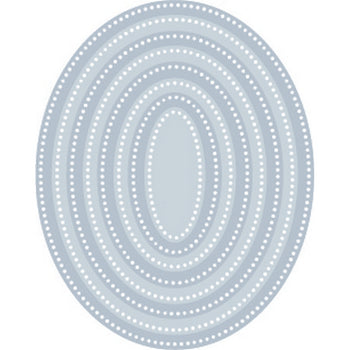 Tutti Designs - Dotted Nesting Ovals