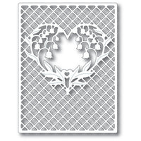 Tutti Designs - Dies - Lily Heart Panel