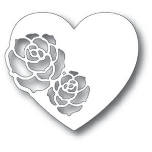 Tutti Designs - Dies - Two Rose Heart