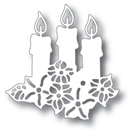Tutti Designs - Dies - Poinsettia Candles