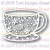 Tutti Designs - Dies - Teacup