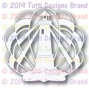 Tutti Designs - Dies - Seashell Lighthouse