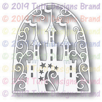 Tutti Designs - Dies - Magical Castle