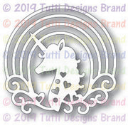 Tutti Designs - Dies - Unicorn Head