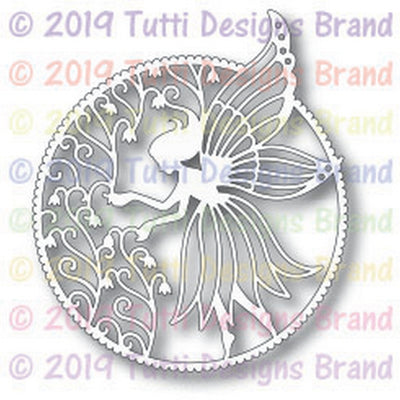 Tutti Designs - Dies - Magical Fairy