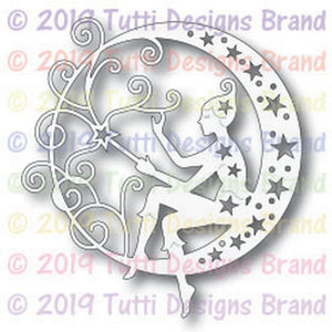 Tutti Designs - Dies - Moon Fairy