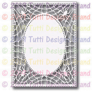 Tutti Designs - Stitched Web Frame