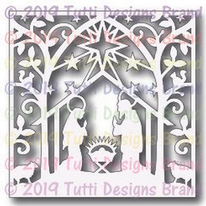 Tutti Designs - Nativty Forest