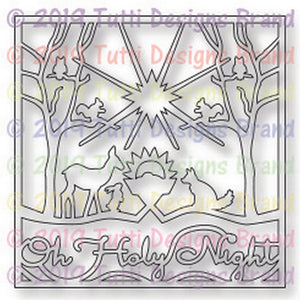 Tutti Designs - Oh Holy Night