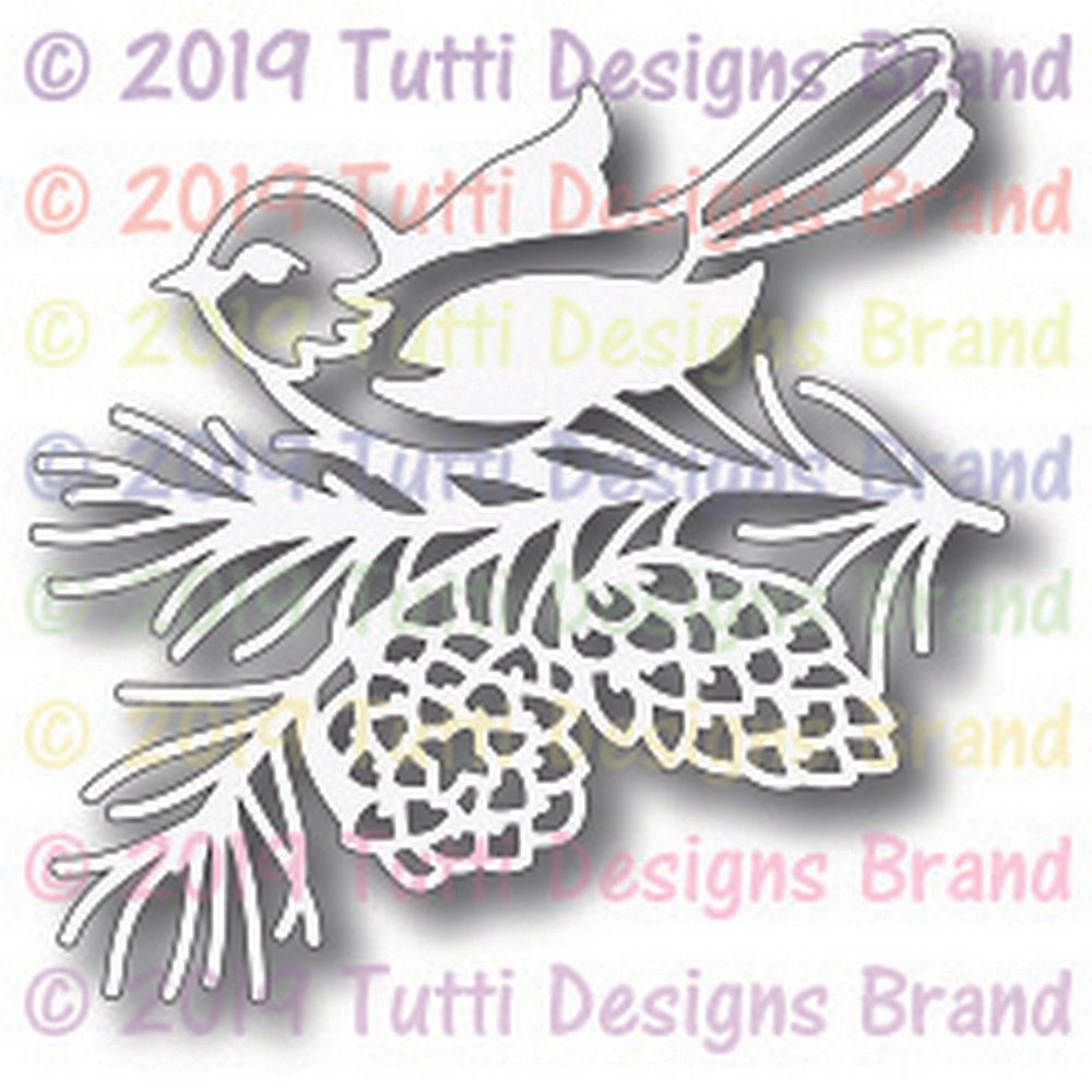 Tutti Designs - Winter Cardinal