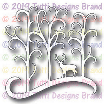 Tutti Designs - Deer In Forest