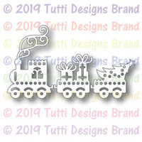 Tutti Designs - Dies - Christmas Train