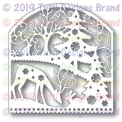 Tutti Designs - Dies - Winter Forest