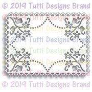 Tutti Designs - Dies - Asian Tapestry
