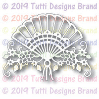 Tutti Designs - Dies - Floral Fan