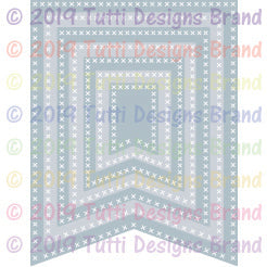 Tutti Designs - Dies - Cross Stitch Banners