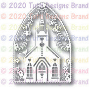 Tutti Designs - Dies - Wedding Chapel