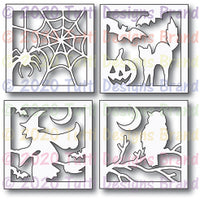 Tutti Designs - Dies - Spooky Windows