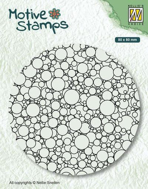 Nellie's Choice - Stamps - Bubbles