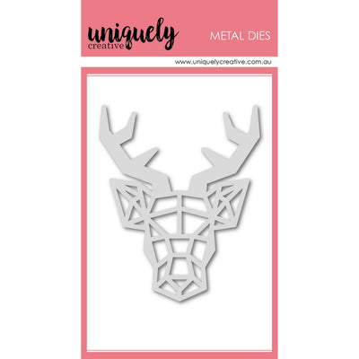 Uniquely Creative - Dies - Geo Deer