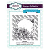 Sue Wilson - Stamp -  Denise's Poinsettia Frame