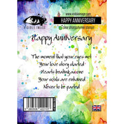 Visible Image - Stamps - Happy Annyversary