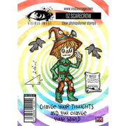 Visible Image - Stamps - OZ Scarecrow Stamps