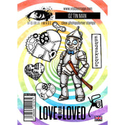 Visible Image - Stamps - OZ Tin Man Stamps