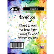 Visible Image - Stamps - Thank You