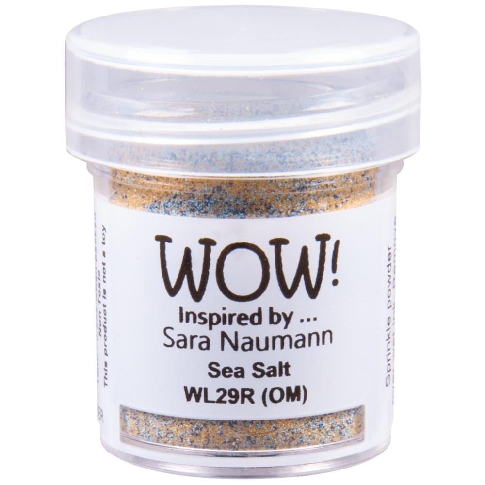 Wow! - Embossing Powder - Sea Salt