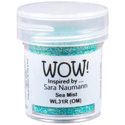 Wow! - Embossing Powder - Sea Mist