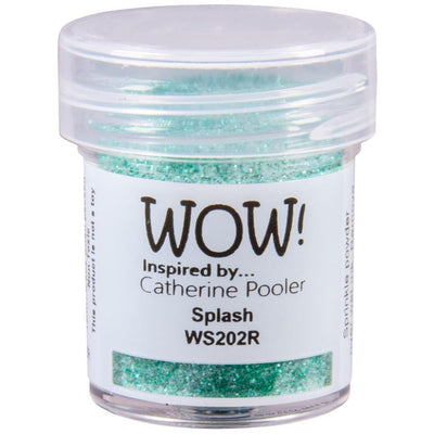 Wow! - Embossing Powder - Crushed Ice / Splash