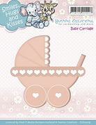 Yvonne Creations - Dies - Baby Carriage