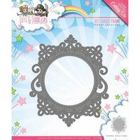 Yvonne Creations - Dies - Tots & Toddlers - Rectangle Frame
