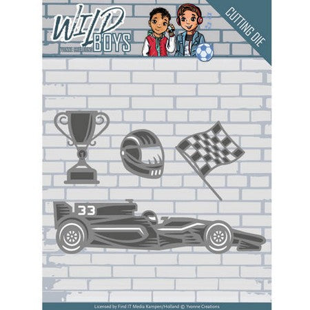 Yvonne Creations - Dies - Wild Boys - Racing