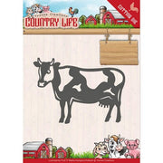 Yvonne Creations - Dies - Country Life - Cow
