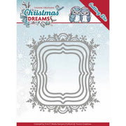Yvonne Creations - Christmas Deams Collection - Christmas Frames