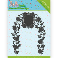 Yvonne Creations - Dies - Funky Nanna's - Floral Arch