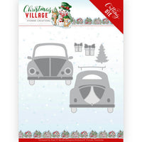Yvonne Creations - Dies - Christmas Village - Christmas Car
