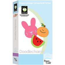 Cricut Cartridge - Doodlecharms