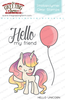 The Greeting Farm - Clear Stamps - Hello Unicorn (Ships Nov 18)