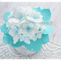 Lady E Design - Dies - Flower 005 - Hydrangea