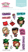 The Greeting Farm - Clear Stamps - Graduation (Ships Nov 18)