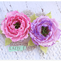 Lady E Design - Dies - Flower 002