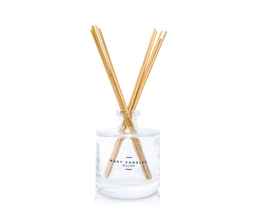 Pineapple & Peach - Round Diffuser - Waxy Candles