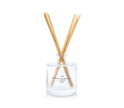 Jasmine & Patchouli - Round Diffuser - Waxy Candles